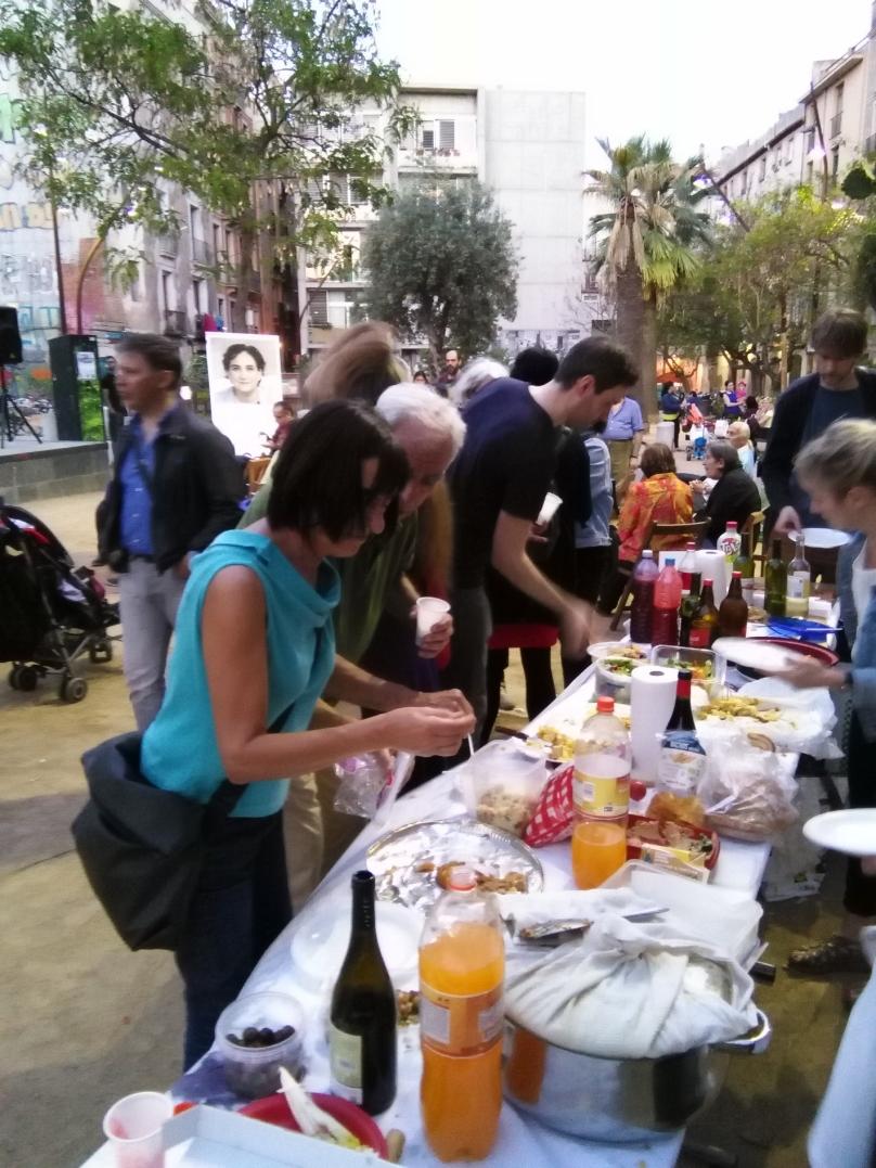 Sopar de Carmenyola amb el Veïnat - Ciutat Vella 07