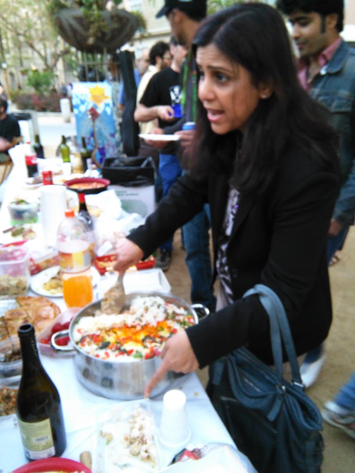 Sopar de Carmenyola amb el Veïnat - Ciutat Vella 11
